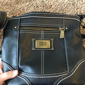 black bøc purse